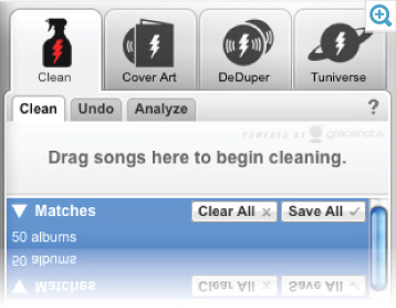 TuneUp – Fix mislabeled song info